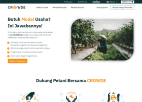 crowde.co