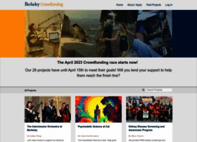 crowdfund.berkeley.edu