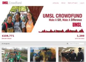 crowdfund.umsl.edu