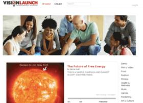 crowdfund.visionlaunch.com