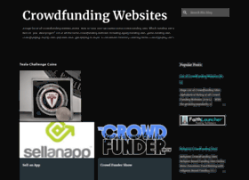 crowdfundingwebsites.blogspot.com