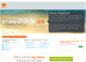 crowdlocal.co