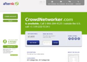 crowdnetworker.com