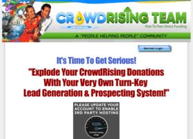 crowdrisingteam.com