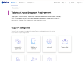 crowdsupport.telstra.com.au