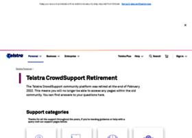 crowdsupport.telstra.com.au