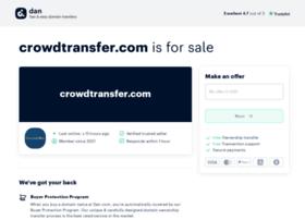 crowdtransfer.com