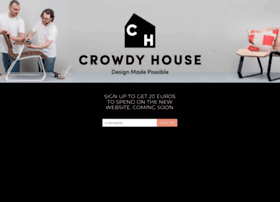 crowdyhouse.launchrock.co