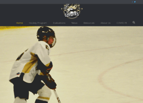 crowfoothockey.com