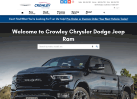 crowley-chrysler.com