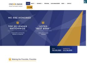 crown-bank.com