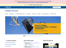 crown.ucsc.edu