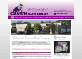 crownalloys.com