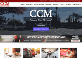 Crowncitymotors.com