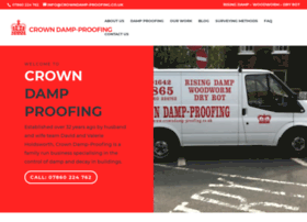 crowndamp-proofing.co.uk