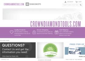 crowndiamondtools.soundconcepts.com