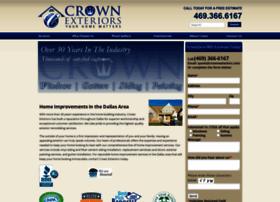 crownexteriors.com
