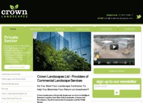 crownlandscapes.com