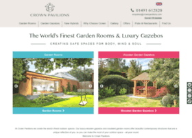 crownpavilions.com