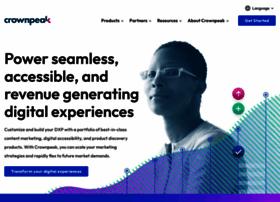 crownpeak.com