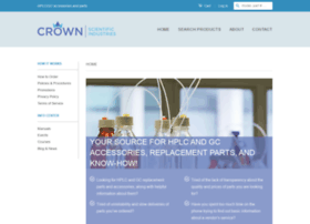 crownscientific.com