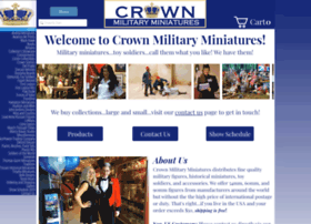 crowntoysoldiers.com