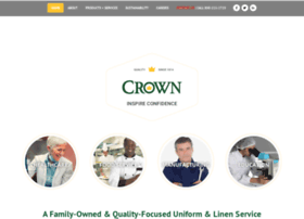 crownuniform.com