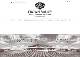 crownvalleywinery.com