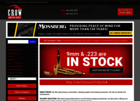 crowshootingsupply.com
