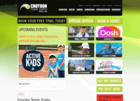 croydontenniscentre.com.au