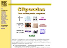 crpuzzles.com