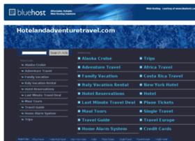 crs.hotelandadventuretravel.com