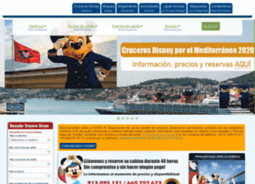 crucerosdisney.crucemar.com