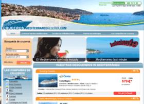 crucerosmediterraneoreserva.com