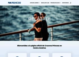 crucerosprincess.com