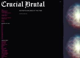crucialbrutal.com