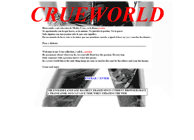 crueworld.com