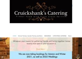 cruickshankscatering.com