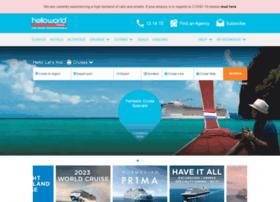 cruise.helloworld.com.au