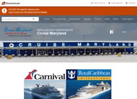 cruise.maryland.gov