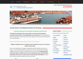 cruiseadvice.org