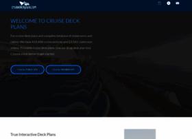 cruisedeckplans.com