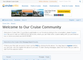 cruiseforums.cruisecritic.com