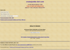 cruisejunkie.com