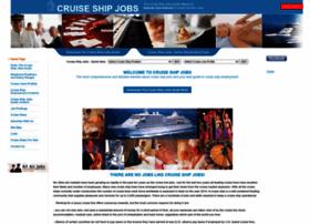 cruiselinejob.com