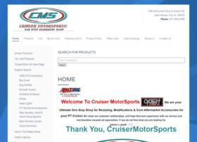 cruisermotorsports.com