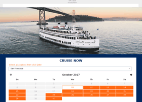 cruises.hornblower.com
