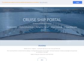cruiseshipportal.com
