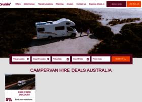 cruisinmotorhomes.com.au