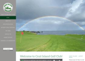 cruitislandgolfclub.com